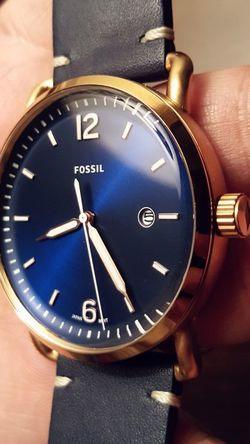 Mens Fossil Watch for Sale in Salem,  OR