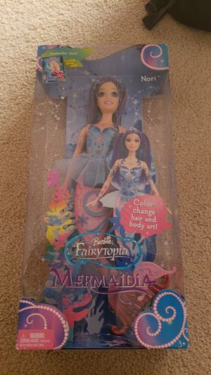 Mattel Nori mermaid for Sale in Weston, WI