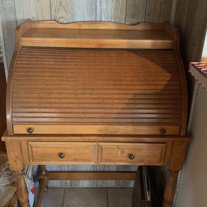 Roll Top Desk for Sale in Winter Haven, FL