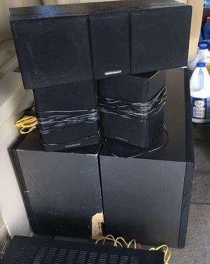 AudioSource - (5) Piece Surround Sound Speaker's Set for Sale in Farmville, VA