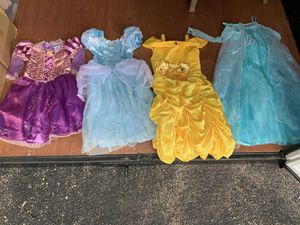Princess Dress Up Costumes for Sale in Highland Park, IL