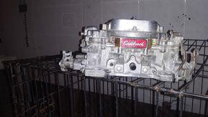 4 carburetors, 2 Chevy intakes,headman headers a few other parts for Sale in Elkins, WV