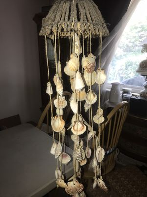 Sea shell wind chime for Sale in Arvada, CO