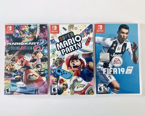 Nintendo Switch Games for Sale in Newport Beach, CA