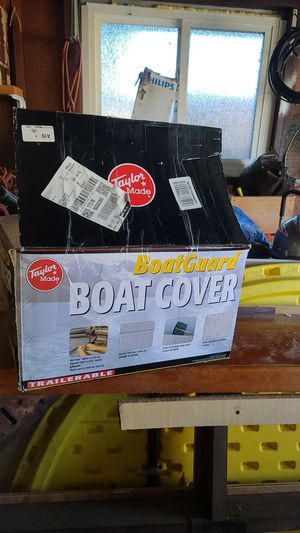 Taylotmade #70207 21-23' trailerable boat cover for Sale in San Bruno, CA