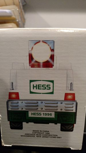 Hess Truck for Sale in Rockville Centre, NY