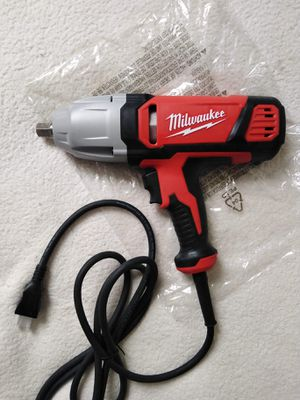 """Milwaukee New 1/2"""" impact Wrench .nuevo for Sale in Los Angeles, CA"""