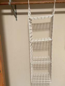 Hanging Closet Organizer for Sale in Tacoma,  WA