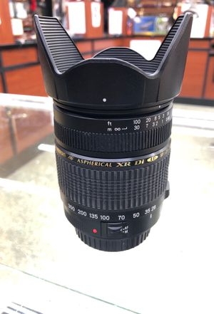 Tamron AF Aspherical XR Di 28-300mm Lens for Sale in Los Angeles, CA