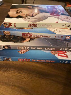 Dexter DVD Season 1-4 for Sale in Los Angeles, CA