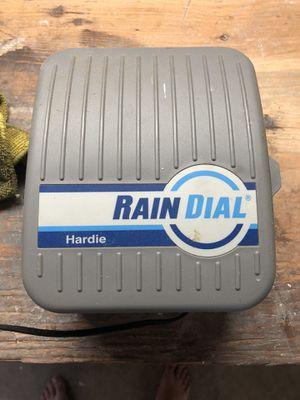 Rain Dial Sprinkler Timer for Sale in Seattle, WA