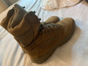 Military boots, Size 10.5 for Sale in Arlington, VA