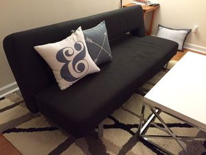 Innovation Modern Black Couch for Sale in San Francisco, CA