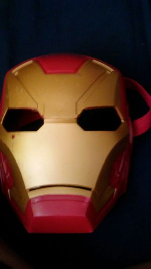 Captain America civil war iron man mask for Sale in Washington, DC