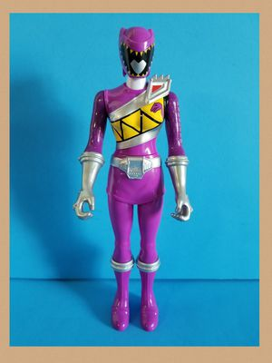 """Power Rangers Dino Super Charge Ranger Action Figure 12"""" Purple for Sale in Sanford, FL"""