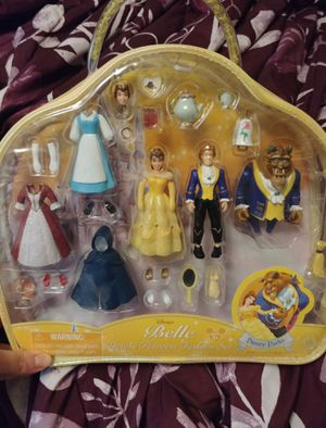 RARE Deluxe Princess Fashion Set Belle for Sale in Spanaway, WA