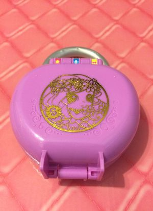 Toy shopkins secret lock DEFECTIVE pretty petals rare glitter special finish playset for Sale in Walkersville, MD