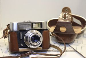 Vintage Voigtlander Vito Automatic Rangefinder 35mm camera. for Sale in Riverside, CA