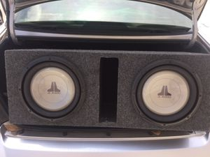 JL Audio Subwoofers for Sale in Dallas, TX