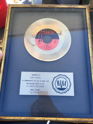 Record for Sale in Los Angeles, CA