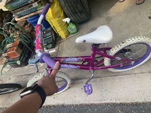 Girl bike for Sale in Stafford, VA