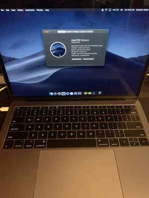 2017 MacBook Pro 13in for Sale in Buckeye, AZ