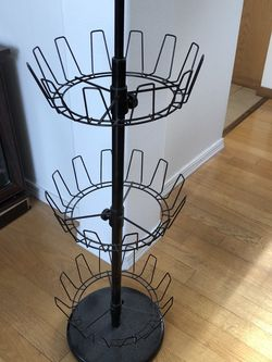 Metal Shoe Rack for Sale in Everett,  WA