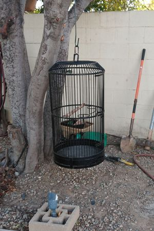 Wrought iron Bird cage for Sale in Palmdale, CA