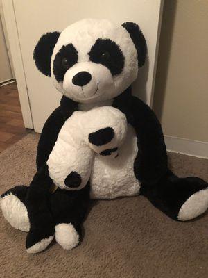 Giant Panda Bear Stuffed Animal for Sale in Aurora, CO