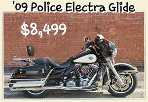 Harley Davidson Police Electra Glide for Sale in O'Fallon, MO