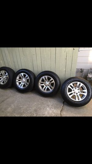 """18"""" rims and tires for Sale in Los Angeles, CA"""