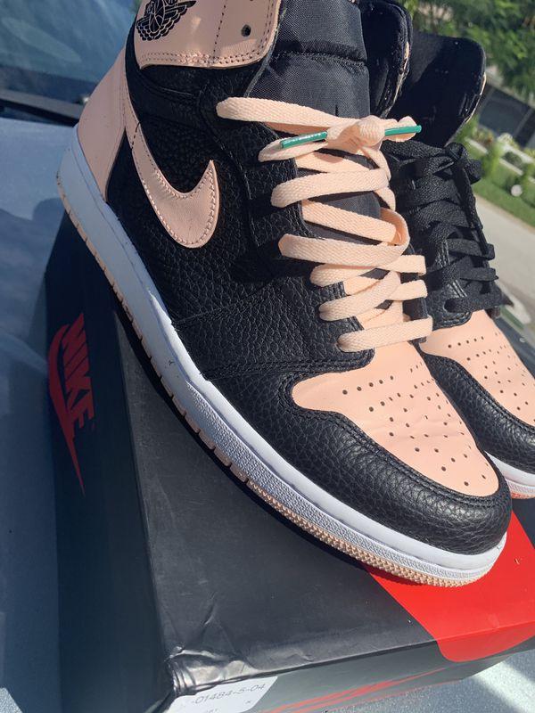 Jordan 1 hyper pink