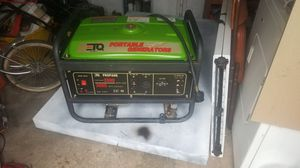 Propane Portable Generator for Sale in South Laurel, MD