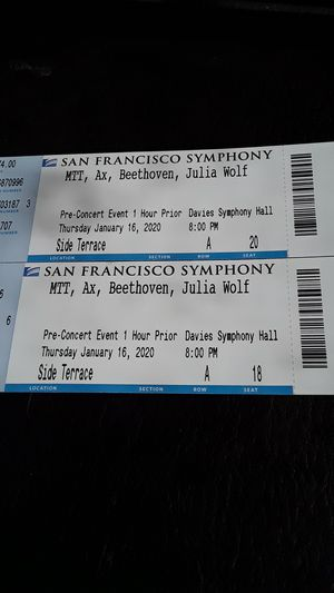 Tickets to the sympathy for Sale in San Francisco, CA