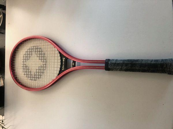 Spalding tennis racket