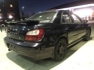 2003 Subaru Impreza RS RALLY SPORT 5 speed Manual for Sale in Woodbridge, VA