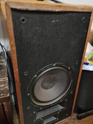 Klipsch Forte-Used no grill for Sale in Brooklyn, NY