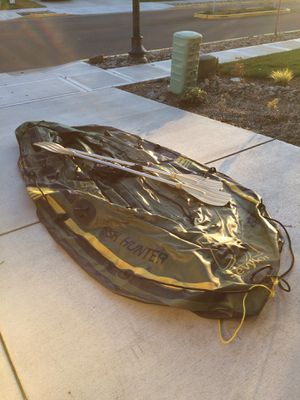 Heavy Duty Inflatable Fishing Boat for Sale in Battle Ground, WA