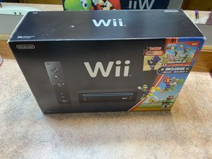 Wii system CIB for Sale in Canton, OH