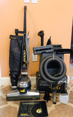 Kirby G 6 Vacuum Cleaner W/Attachments & Shampooer for Sale in Raymond, NH