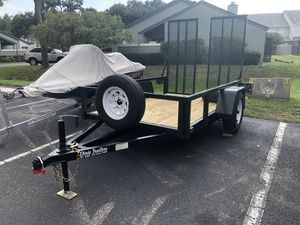 5X8 HD Utility Trailer for Sale in Clearwater, FL