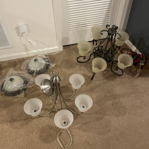 Chandeliers And Ceiling Mount Lights for Sale in Leesburg, VA