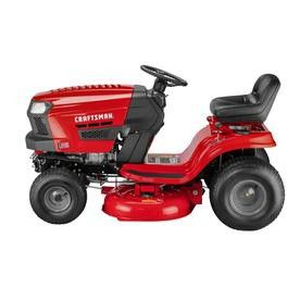 CRAFTSMAN T110 17.5-HP Manual/Gear 42-in Riding Lawn Mower for Sale in North Attleborough, MA