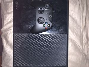Xbox one with a controller for Sale in Santa Rosa, CA