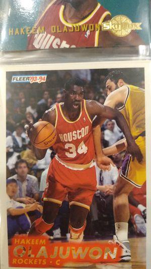 1993-94 Fleer #79 Hakeem Olajuwon BGS 9.5 for Sale in Alliance, OH