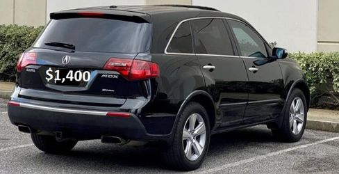 Urgent For Sale By Owner 2O12 Acura MDX AWDWheels Powerfully❇️ewrbfd for Sale in Colorado Springs,  CO