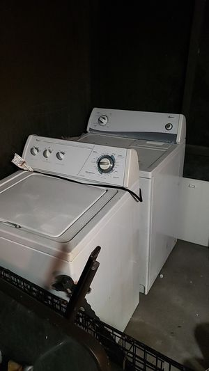 Whirlpool washer and Dryer $75 for Sale in Orlando, FL