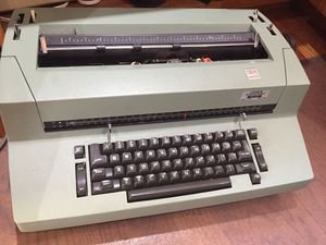 IBM Selectric II Correctable Typewriter for Sale in Hayward, CA