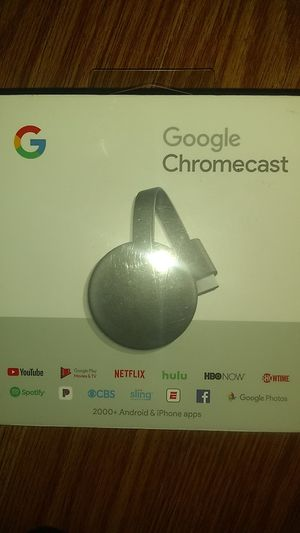 Google Chromecast for Sale in Tustin, CA
