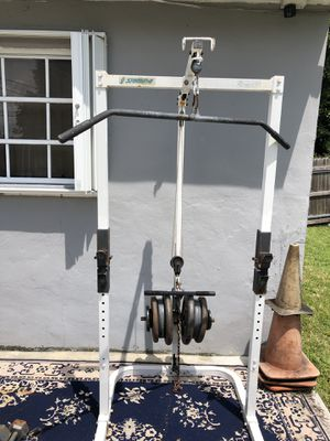 Home Gym Weights Workout for Sale in Miami Gardens, FL